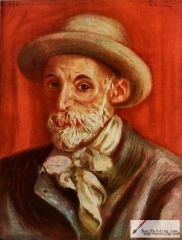 Self-portrait, 1910
