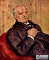 Portrait of Paul Durand-Ruel, 1910