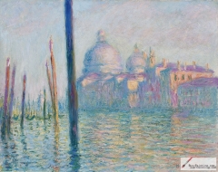 Grand Canal, Venice, 1908,