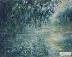 Morning on the Seine, 1898,