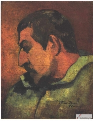 Self-portrait (for my friend Daniel), 1896,