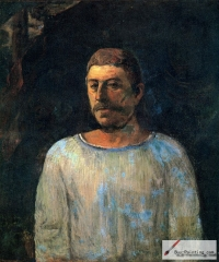 Self-portrait, 1896,