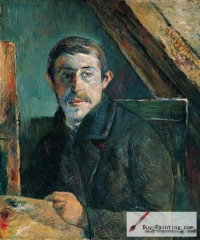 Self-portrait, 1885,