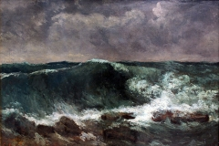 The Wave, 1870