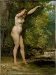 Young Bather, 1866