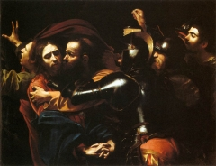 The Taking of Christ, 1602.