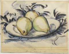 Three Pears, ca. 1888-90