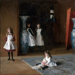The Daughters of Edward Darley Boit, 188