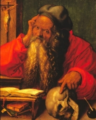 Saint Jerome, 1521