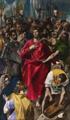 The Disrobing of Christ (El Espolio) ,1577–1579