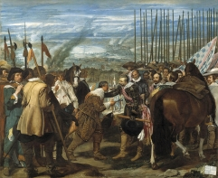 La rendición de Breda (1634–1635, English The Surrender of Breda)