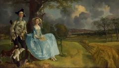 Mr. and Mrs. Robert Andrews (c. 1748–1750)