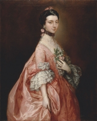 Mary Little, Later Lady Carr