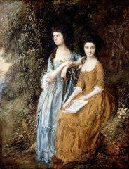 The Linley Sisters (1772)
