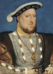 Portrait of Henry VIII, c. 1536