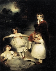 The Children of Ayscoghe Boucherett