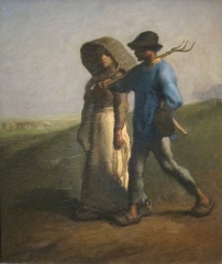 Going to Work, 1851–53