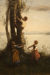 The Little Bird Nesters (1873–1874)