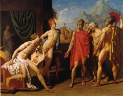 The Envoys of Agamemnon, 1801