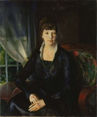Emma at the Window (1920)