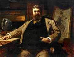 Portrait of Henry Hobson Richardson (1886)