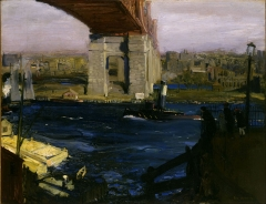 The Bridge, Blackwell's Island 1909)