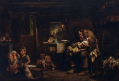 The Widower, 1875-6