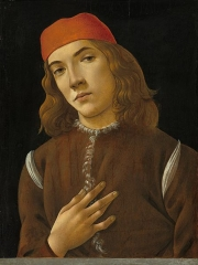Portrait of a Young Man c. 1482-1485