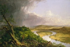 The Oxbow (The Connecticut River near Northampton) (1836)