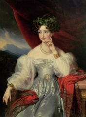 Princess Sophie of Bavaria, 1830