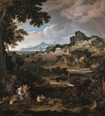 Heroic Landscape with a Rainbow (1805)
