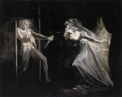 Lady Macbeth Seizing the Daggers, 1810–12