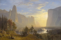 Yosemite Valley, Yosemite Park, c. 1868