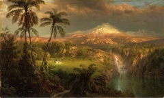 Passing Shower in the Tropics, 1872