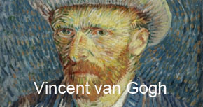 Vincent van Gogh oil painting