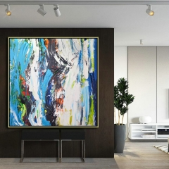 Contemporary Art, Extra Large wall art, Canvas art, Large canvas art, Paintings on canvas art, Abstract Painting